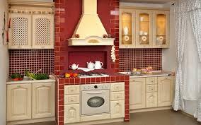 Kitchen Cabinet Latest Red Kitchen Kitchen Moderst Kitchen Design Cabinet In Red Mansion Style