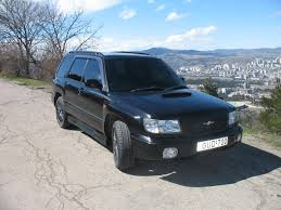 280184 1999 Subaru Forester Specs Photos Modification Info At