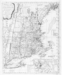 Massachusetts Map Cities And Towns by Digital History