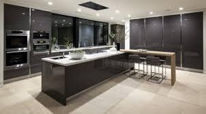 table haute ilot central cuisine avec îlot central ou bar en 111 idées merveilleuses