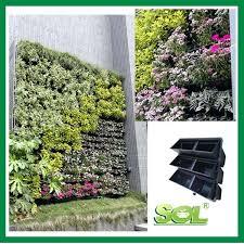 garden wall planters plastic u2013 exhort me