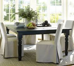 looking for dining room table and chairs pottery barn tivoli dining table