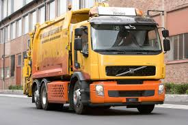 what is the latest volvo commercial about volvo revolutionizes the lowly garbage truck with the hybrid fe
