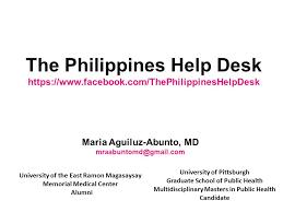 university of maryland help desk the philippines help desk https www facebook com