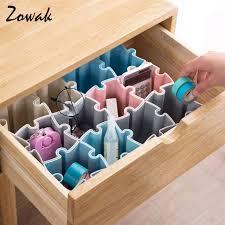 organisateur de tiroir bureau tiroir organisateur de bureau de stockage de bureau puzzle patchwork