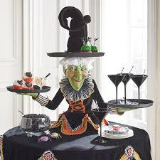 Halloween Decorations For Cakes by Disappearing Witch Cupcakes Grandin Road Blog Grandin Road Blog