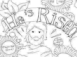 preschool coloring pages christian preschool religious easter coloring pages printable the crypt