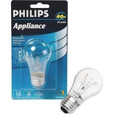Philips Landscape Light Bulbs by Philips A15 Incandescent Appliance Light Bulb Walmart Com