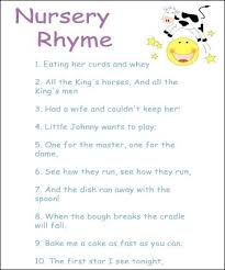 nursery rhyme baby shower free printable baby shower for a girl with nursery rhyme twist