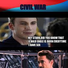 Civil War Meme - this is how the marvel civil war starts by rachit bose meme center