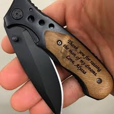 wedding gift engraving quotes pocket knife wedding favor pocket knives knives and