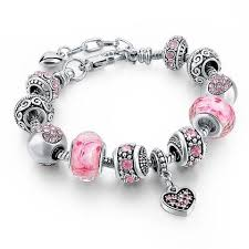 european silver charm bracelet images Capital charms gold and silver charm bracelets for girls and ladies JPG