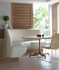 banquette seating kitchen traditional with apron sink bench seat