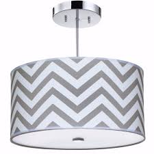 Kids Lighting Grey Chevron Light Fixture Kids Ceiling Light Firefly Kids