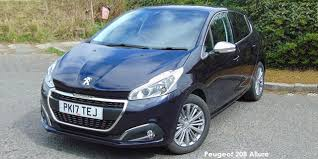 peugeot cars models peugeot 208 price peugeot 208 2017 2018 prices and specs
