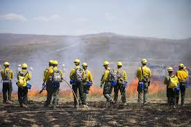 Wildfire Training by Washington National Guard To Conduct Firefighter Training On Ytc