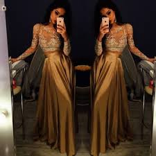 gold prom dress with sleeves prom dresses dressesss