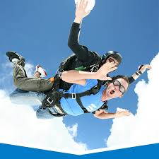1 skydiving for los angeles fly with the city of angels