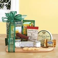 the manly and cheese gift set cheese