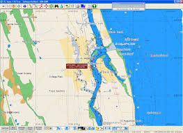 St Augustine Fl Map Sailing Topics