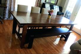 kitchen table with bench seating u2013 fitbooster me
