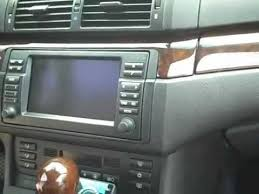 2002 bmw 325i stereo bmw 330 navigation and stereo removal 2003