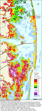 maryland map by city sea level rise planning maps likelihood of shore protection in