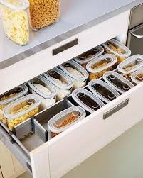 Storage Containers For Kitchen Cabinets 25 Modern Ideas To Customize Kitchen Cabinets Storage And