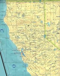 Map Of Northern Arizona by California Map