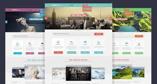 websiten design 50 free web design layout photoshop psd templates