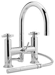Bathtub Faucet Shower Bathtub Faucet With Handheld Shower Clubnoma Com