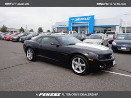 camaro 2012 used 2012 used chevrolet camaro 2dr coupe 2lt at bmw of turnersville