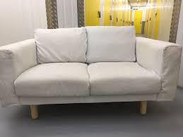 Two Seater Sofas Ikea Ikea Norsborg Two Seat Fabric Sofa In Swindon Wiltshire Gumtree