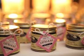 Nyc Wedding Favors by Classic Pink And Silver Wedding In Upstate New York
