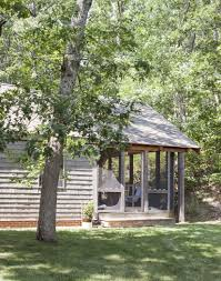 Shed Roof Screened Porch Browse Screened Porches Gardenista