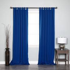 Blue Window Curtains Curtain Amazing Blue Window Curtains Inspiring Light Black