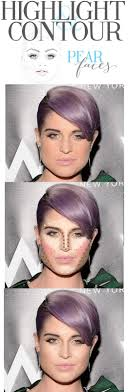 haircut for pear shaped face pear face shape you have a difficult shape
