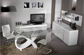 Table Salle A Manger Blanc Laque Conforama Charmant Meuble Tv Blanc Laqua Conforama Aug Galerie Et Salle A Manger Laque