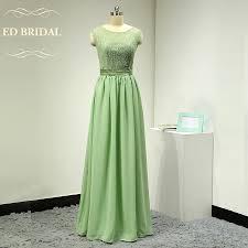Sage Green Online Get Cheap Sage Green Bridesmaid Dresses Aliexpress Com