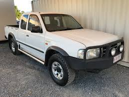 Ford Corier Turbo Diesel 4x4 Ford Courier Space Cab 2004 For Sale 9 490