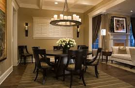 Unique Dining Room Table Designs - Round wood dining room tables
