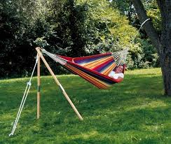 portable hammock stands for camping by derek hansen section