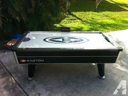 rhino air hockey table price easton air hockey table for sale air hockey table easton air hockey