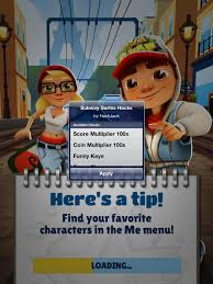 subway surfer hack apk subway surfers hack with unlimited coins and