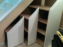 girls dress up storage 04 pull out drawers under stairs shoe in