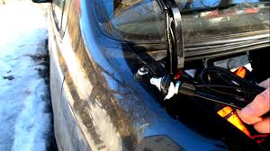 a car antenna removing installing replacement youtube
