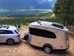 Back country travel trailers extreme campers scenic pathways