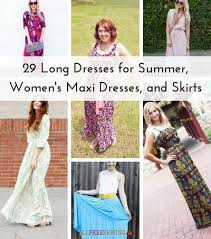29 long dresses for summer women u0027s maxi dresses and skirts
