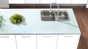 plan de travail cuisine verre plan de travail cuisine en verre cuisine naturelle
