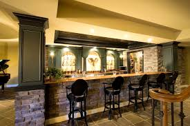 Bathroom Pretty Basement Bar Ideas And Designs Pictures Options